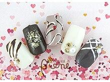 ネイルサロン ビーネ(nail salon Biene)/バレンタイン2018¥12980-5