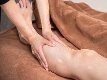 プライベートサロン アリス/脚のリンパを流して浮腫スッキリ