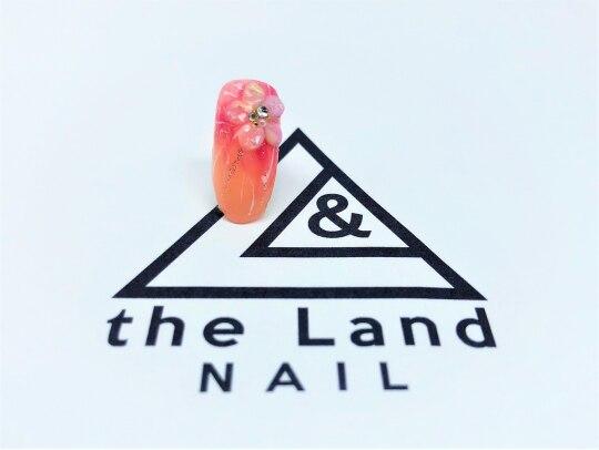 ザ ランド ネイル(the Land Nail)/桜の舞 △浅井