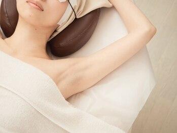 脱毛サロン るんるん 名古屋矢場町店/気になる箇所が選べるパーツ脱毛