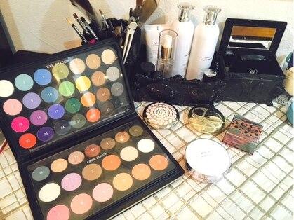 ホレタ ビューティーサロン(HORETA Beauty Salon)の写真