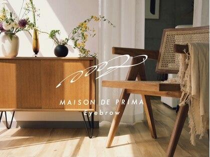 MAISON DE PRIMA【メゾンドプリマ】