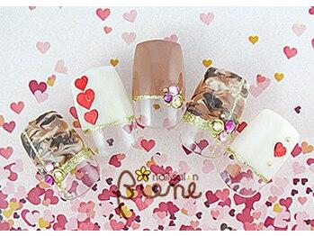 ネイルサロン ビーネ(nail salon Biene)/バレンタイン2018¥12980-9