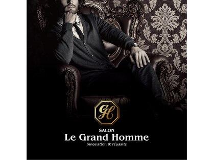 サロン ル グラントム(Salon Le Grand Homme)の写真