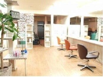 ヘアー ショップ ピエガ(hair shop piega)(滋賀県草津市)