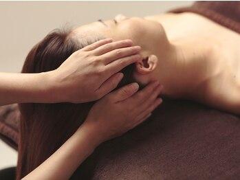 ラジェ 静岡呉服町店(LAGE)の写真/骨格や筋膜を整える【KOATAMA】首肩からヘッドまで極上ケア。LAGE14年の実績から生まれた最高峰の技術。