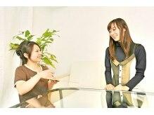 ヘッドリンパ専門店 月(Tsuki)の雰囲気(他のお客様と顔を合わせることがないのでゆっくりしてください!)