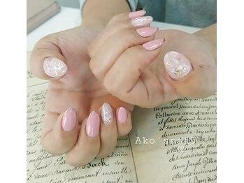 アコズネイル(Ako's nail)/定額ゴージャスコース