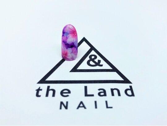 ザ ランド ネイル(the Land Nail)/ムラサキについて △浅井