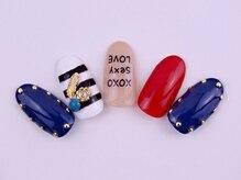 エリクサーネイル 池袋(Elixir Nail)/定額c やり放題/クーポン使用