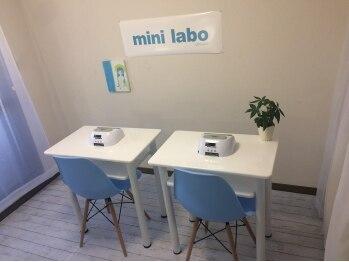 ミニラボ 西船橋店 バイ ラピッドネイル(mini lab)