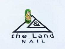 ザ ランド ネイル(the Land Nail)/野のウサギ △浅井
