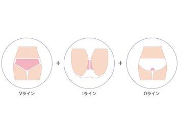 ヴィオール 名古屋栄店(VIOR)/大人気VIO脱毛 ¥2999