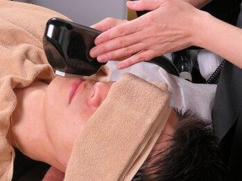 ムッシュ カナザワ(KANAZAWA)の写真/「最高レベルのスピード×痛みに優しい×効果実感」を提供する脱毛★脱毛に悩んだらまずはご相談ください♪