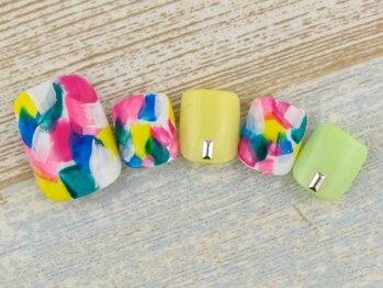 nail salon terrace_デザイン_09