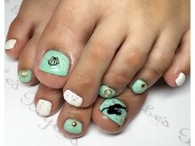 ネイルサロン ベイビーズ(Nail Salon Beybe's)/*mermaid*