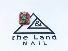 ザ ランド ネイル(the Land Nail)/フットジュエリー △松下