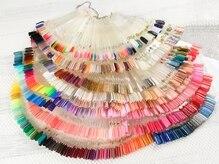 ネイルサロン ラメール(Nail Salon Lamel)の雰囲気(カラーは800色以上と、迷ってしまうほどの取り揃え♪)