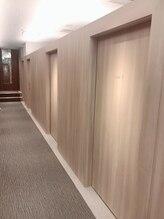 エステティック レイビス 横浜店(RAYVIS)/全12部屋完全個室で安らぎ空間