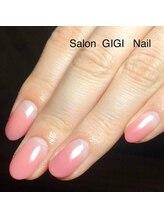 サロン ジジネイル(Salon GIGI Nail)/オフィスネイル シンプルネイル