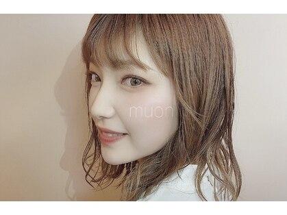 ムオン(muon)の写真