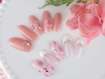 グロスネイル(gloss nail)