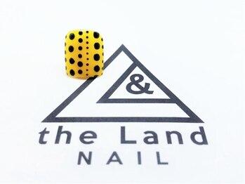 ザ ランド ネイル(the Land Nail)/フットドットオマージュ △浅井
