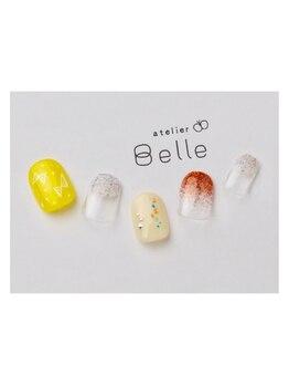 アトリエ ベル(atelier Belle)/幸せの蝶と水*