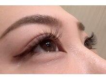 アイラッシュサロン カルモ(eye lash salon calmo)の雰囲気(丁寧な施術で仕上がりキレイ◎)