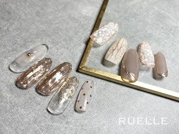 リュエル(RUELLE)/ニュアンス リングライン ドット
