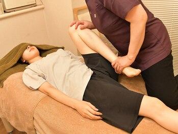 コンシェルジュ(Concierge)/身体の歪みを感じたら骨盤矯正!
