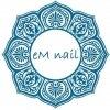 エムネイル(eM nail)のお店ロゴ
