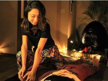 ラダスパ 本厚木店(LADASPA)の写真/本場タイ・バリで修業したセラピストによる本格タイ古式・バリニーズ♪非日常空間と高い技術で極上の癒しを