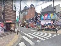 新宿駅東口からの道順7