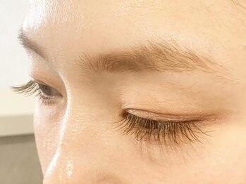 ジュアアイラッシュ(jua eyelash)の写真/渋谷駅徒歩1分&オフ無料☆【Color mixも無料★エクステ¥3,980~】トレンドのカーキやブラウンもmix可能♪
