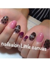 Little canvas Nail Collection