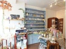 アロマテラピー サロン ショップ スクール バース 高松店(BATH)の雰囲気(可愛らしい店内♪)