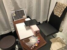 ネイルサロン エイチアンドエス 高崎OPA店(H&S)/ハンドのみの席もフカフカ椅子♪