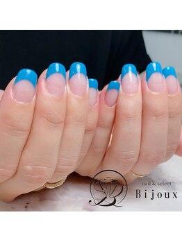 ビジュー(Bijoux)/カラーフレンチ★