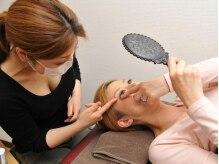 アイラッシュサロン ルコ(eyelash salon RCO)の雰囲気(仕上りを確認しながら仕上げます♪)