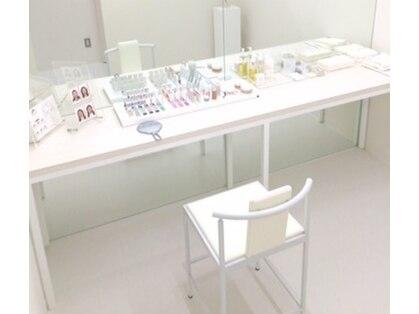 カマタ メイクアップサロン 大阪店の写真