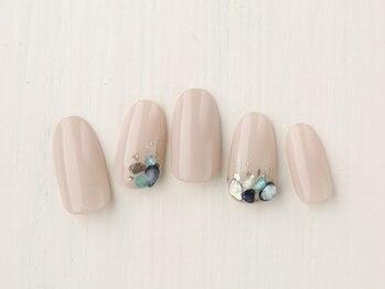 レイ ネイルアンドセレクトショップ(Lei Nail&Selectshop)/シェルネイル