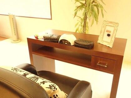 nail salon lechat【ネイルサロンルシャ】(新宿・代々木・高田馬場/ネイル)の写真