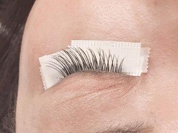 アイビューティー リコ ギンザ(eye beauty LICO ginza)/マットフラットラッシュ