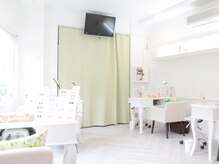 ネイルパティオ 新宿店(nail Patio)の雰囲気(衛生面徹底、清潔な空間。ネイルサロン特有の嫌な匂いもなし!)