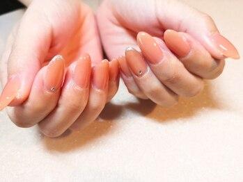 エムネイル(M)/定額制ネイル☆