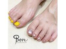 ネイルアトリエ ボン(nail atelier bon)/フットネイル