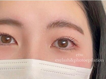etw   Eyelash&Photoepilation