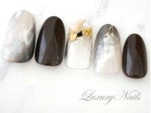 ラグジュアリーネイルズ カワグチ(Luxury Nails Kawaguchi)/ダークカラー*