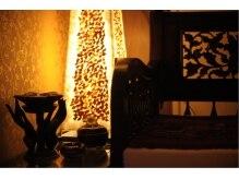 タイ古式リラクゼーション トンクン 本店(TONKUN)の雰囲気(タイ直輸入の家具で本場の雰囲気)